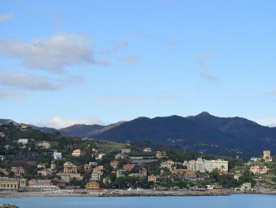 Take in the underwater sights Santa Margherita Ligure  Italy