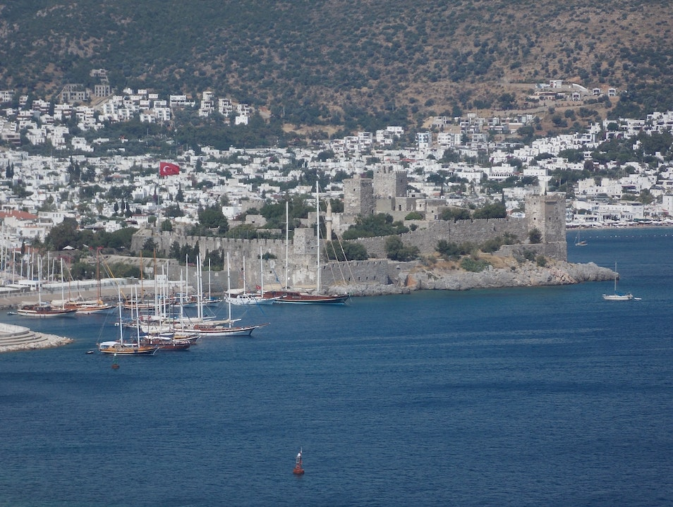 Hot time in Bodrum