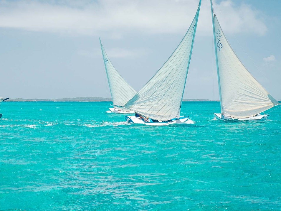 Celebrate Freedom on the Impossibly Blue Waters