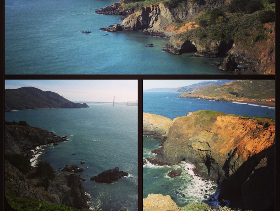Point Bonita Lighthouse Mill Valley California United States
