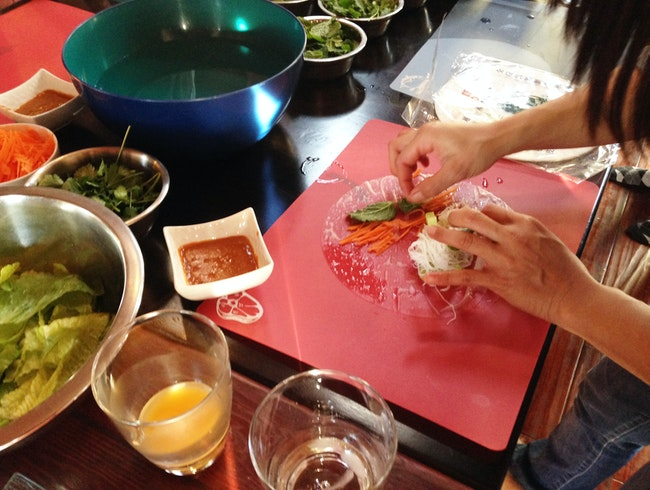 Learn Thai Cooking in San Francisco