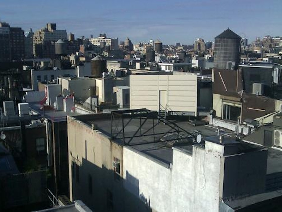 SoHo Rooftops New York New York United States
