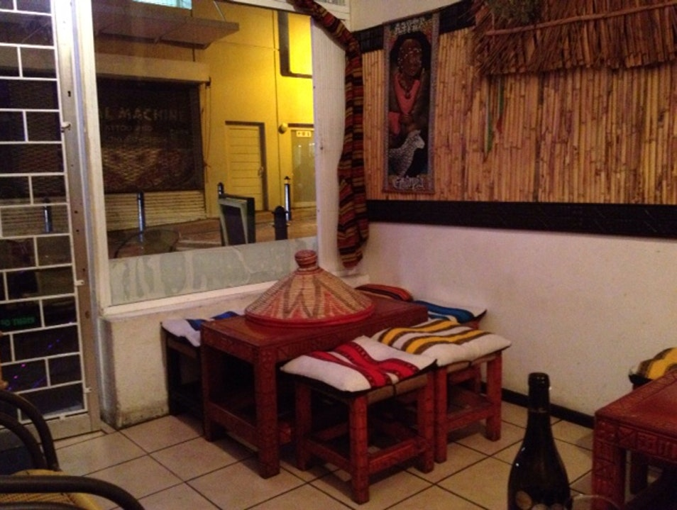 Authentic Ethiopian In Cape Town Cape Town  South Africa