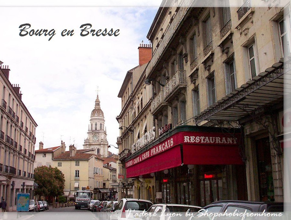 Bourg en Bresse - place around Lyon worth visiting