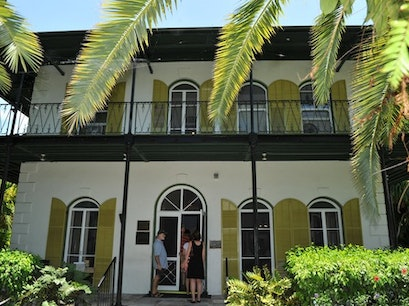 The Ernest Hemingway Home and Museum Key West Florida United States