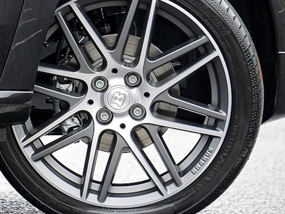 How Should You Tackle Curbed Car Wheel?