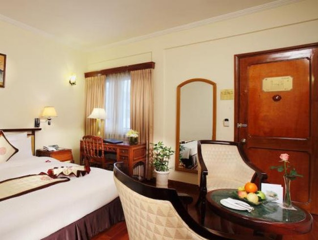 Rex Hotel Saigon - best luxury hotel