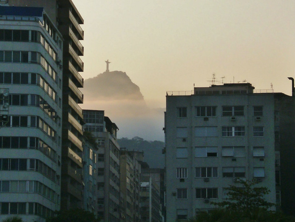 Another View of Cristo Redentor