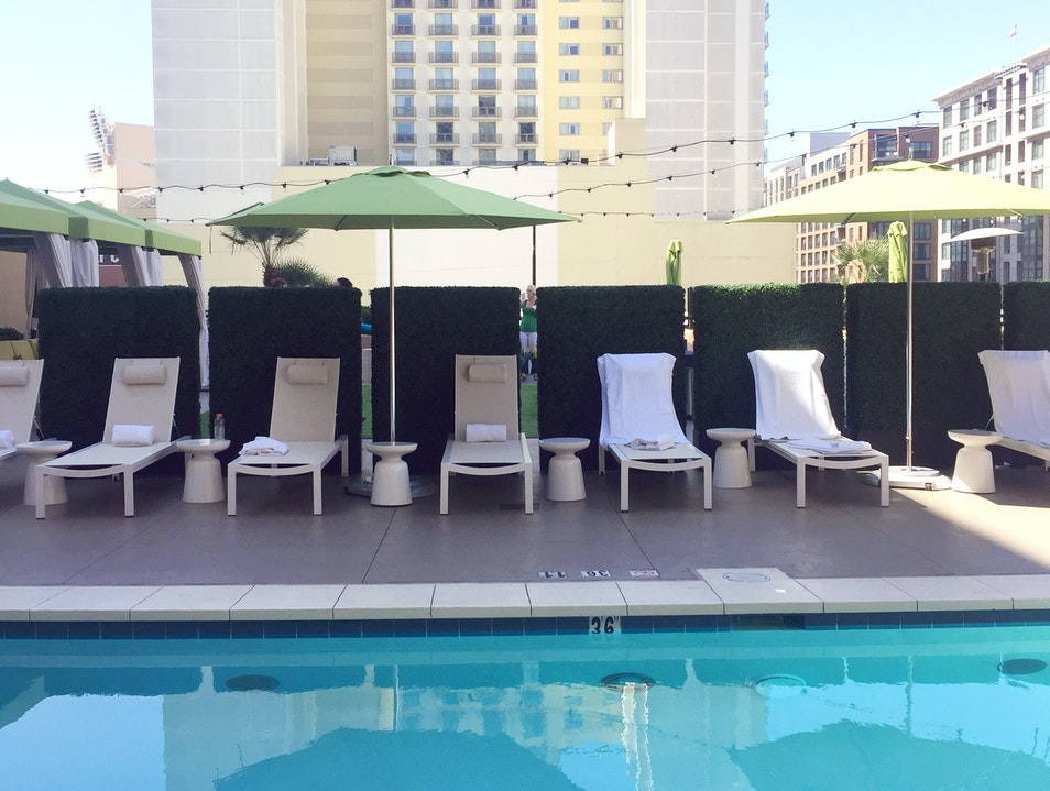 A San Diego Stay at the Solamar San Diego California United States
