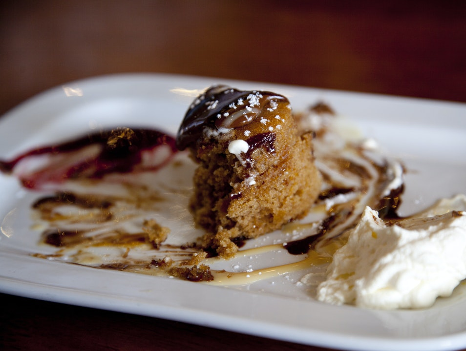 Sticky Toffee Pudding Donegal  Ireland