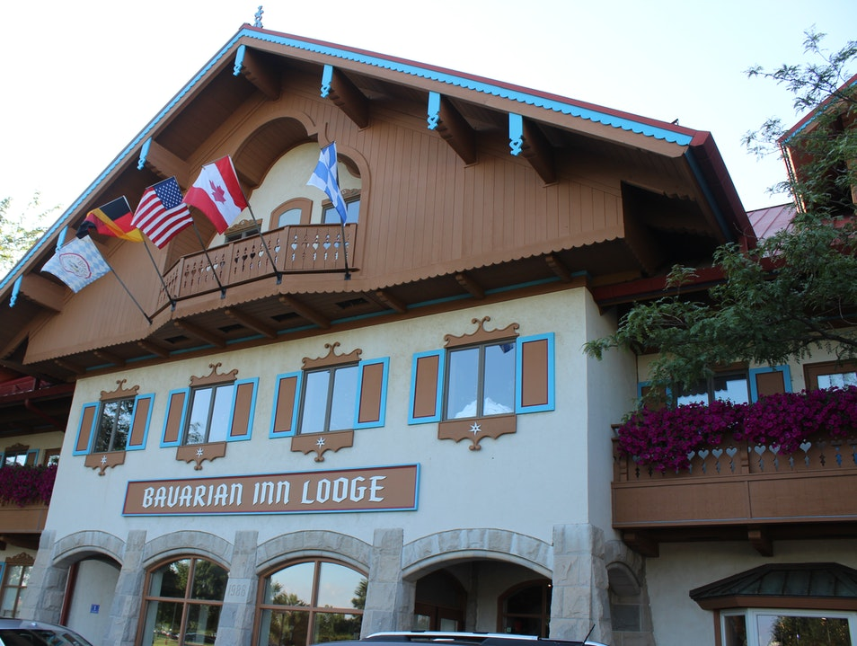 Stay in Michigan's Little Bavaria Frankenmuth Michigan United States