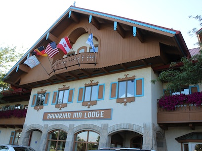 Bavarian Inn Frankenmuth Michigan United States