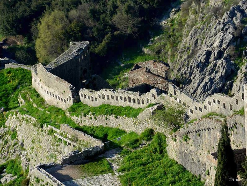 Conquer Montenegro's Kotor Fortress