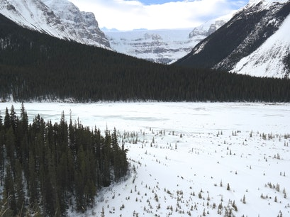 Icefields Parkway Improvement District No. 9  Canada