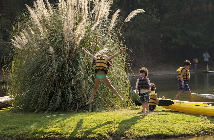 The Hotel Rodavento's package of activities will allow your kids to live their best life.