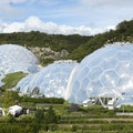 Eden Project Cornwall  United Kingdom