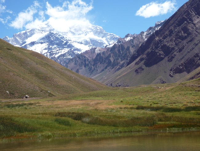 A Drive Through The Andes