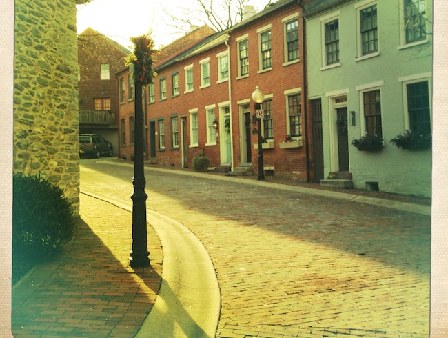 Old Town, Lancaster, Pa