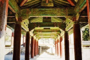 불국사 (Bulguksa Temple)