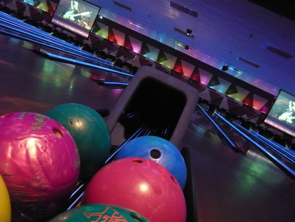 Bowling, with a Side of Nightclub