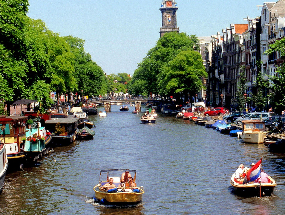 Amsterdam's Canal Ring: A UNESCO World Heritage Site