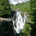 Myrtle Falls Ashford Washington United States