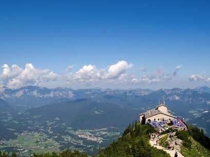 The Eagle's Nest Berchtesgaden  Germany