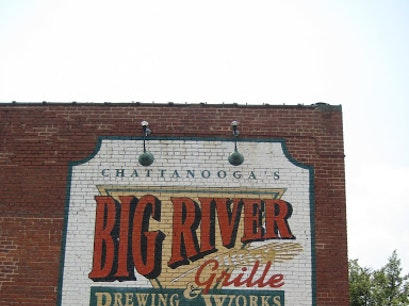 Big River Grille & Brewing Works Chattanooga Tennessee United States