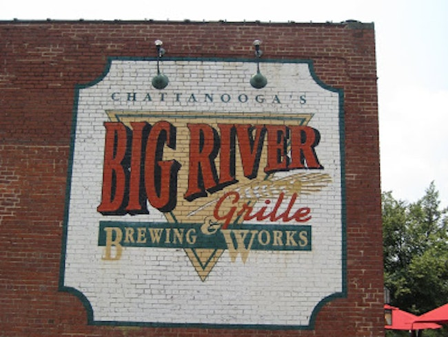 Chattanooga's Original Brewery and Restaurant