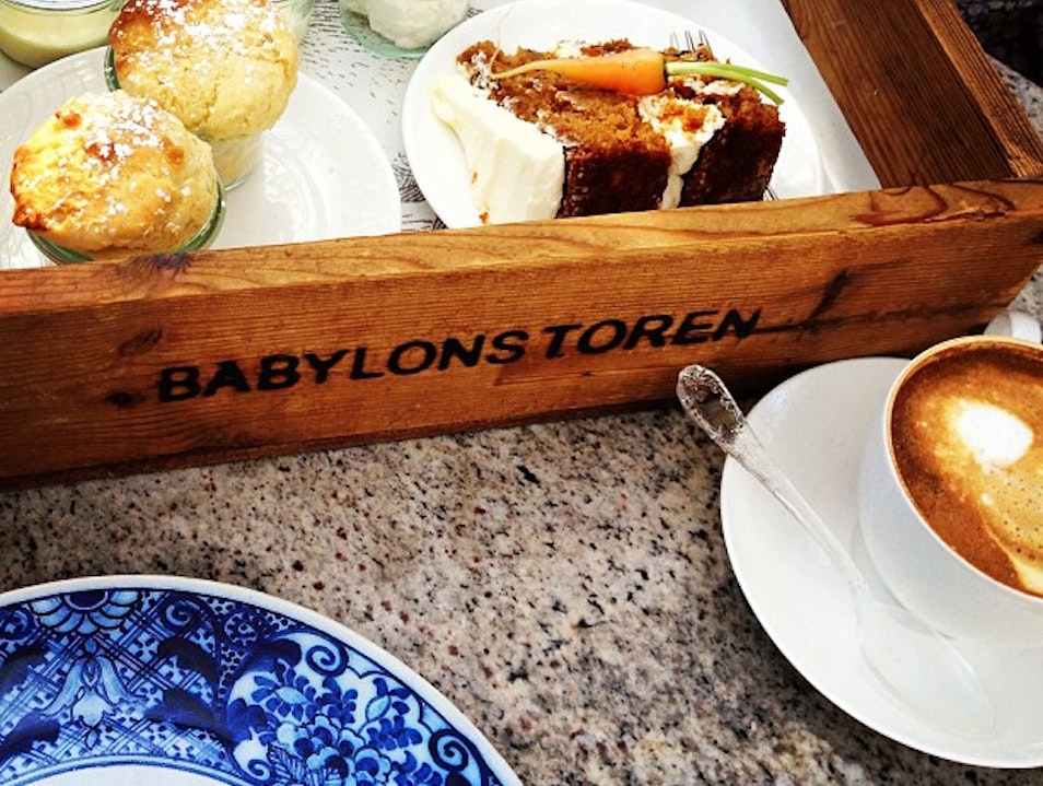 Farm-to-Table goodness, right on the farm: lunch at Babylonstoren