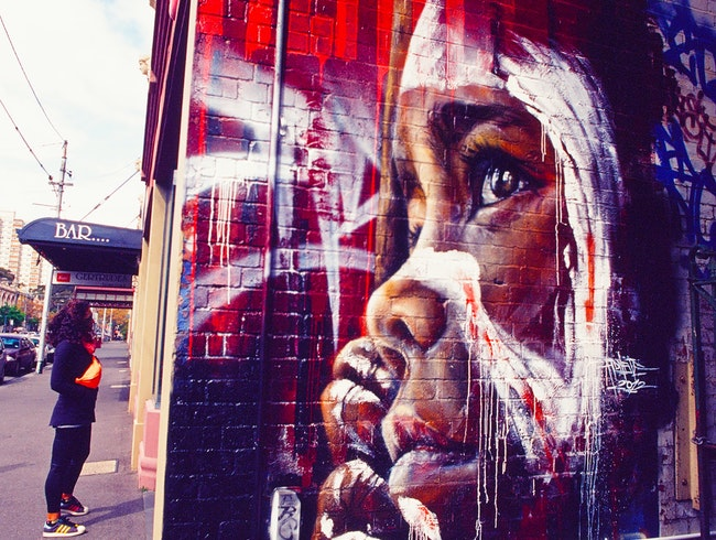 The Amazing Street Art of Fitzroy - Melbourne, Australia