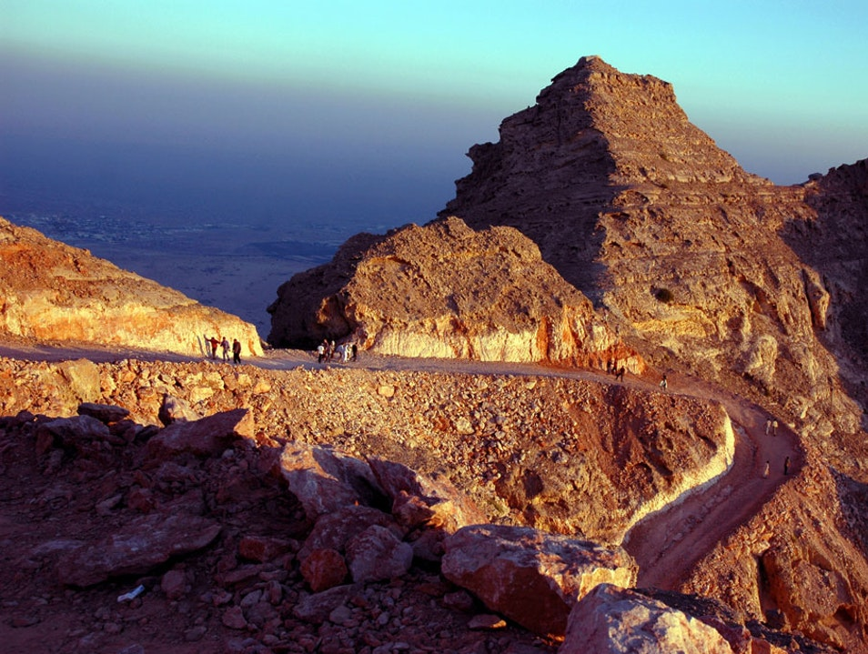 A Mountaintop Moment in the UAE