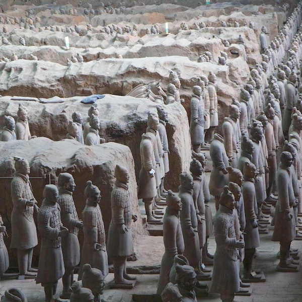 The Best Historic Sites in Xi'an, China
