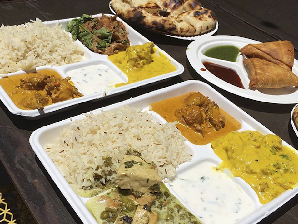 Be Enticed by Vegetarian Indian Cuisine Los Angeles California United States