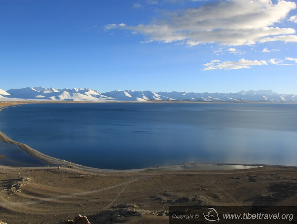 Namtso, the lake of heaven Lhasa  China