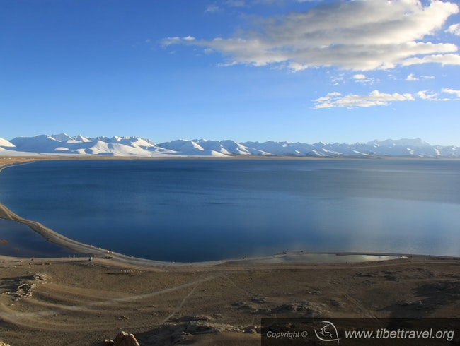 Namtso, the lake of heaven