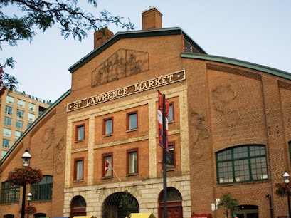 St. Lawrence Market Toronto  Canada