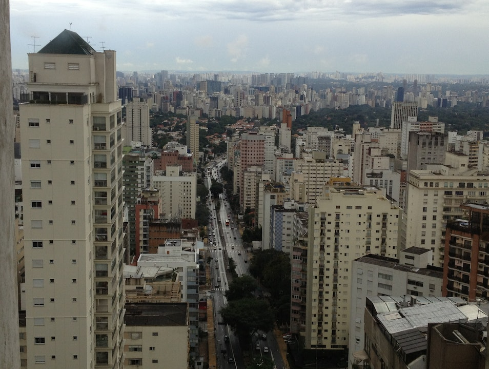 Best room with a view in Sao Paulo