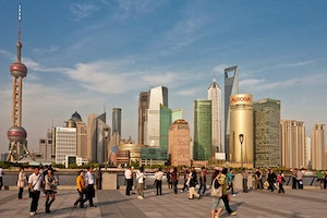 The Perfect Day in Shanghai