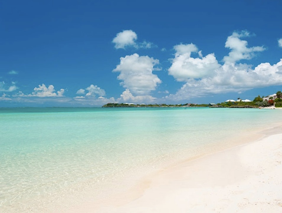 One of the World's Most Beautiful: Grace Bay Beach