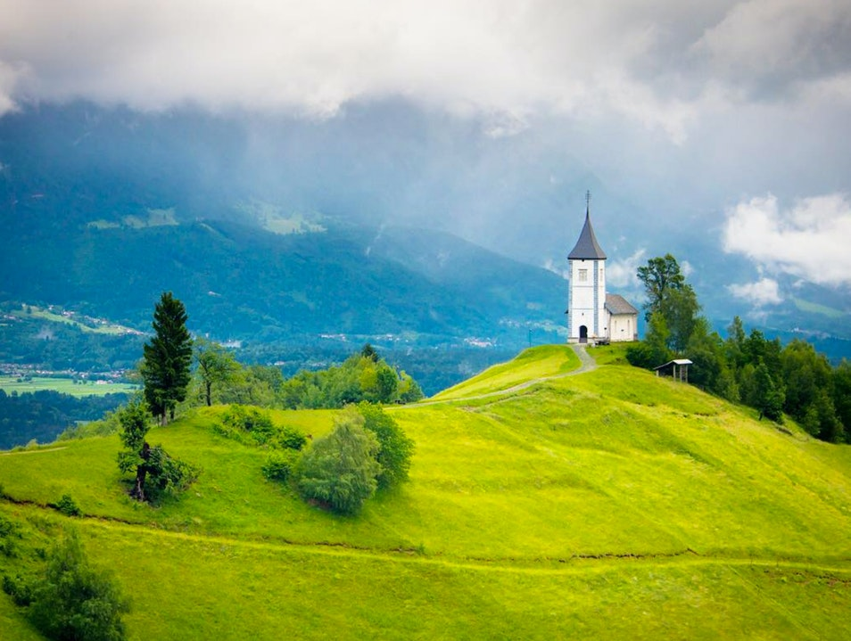 Going off-the-beaten path in Slovenia Jamnik  Slovenia