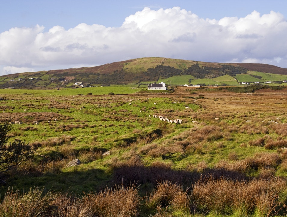 Gorgeous Day for a Drive Through County Mayo, Ireland