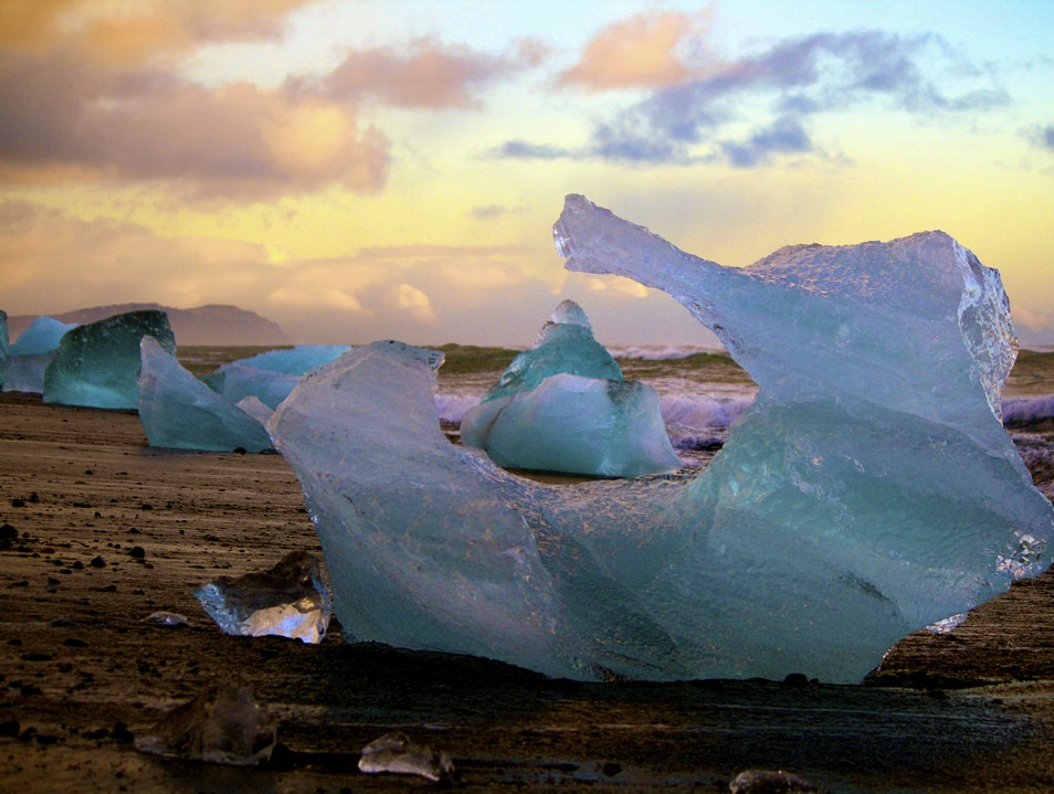 Ice Ice Baby East  Iceland