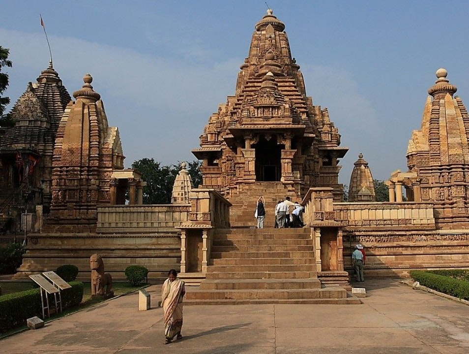 Places To Enjoy The Art And Culture of Khajuraho . Jaipur  India