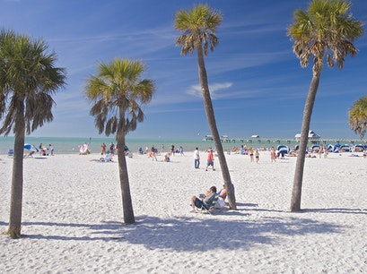 Pier 60 Park Clearwater Florida United States