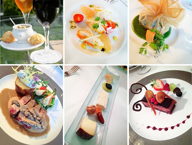 Fine Dining at the Chateau Cléry