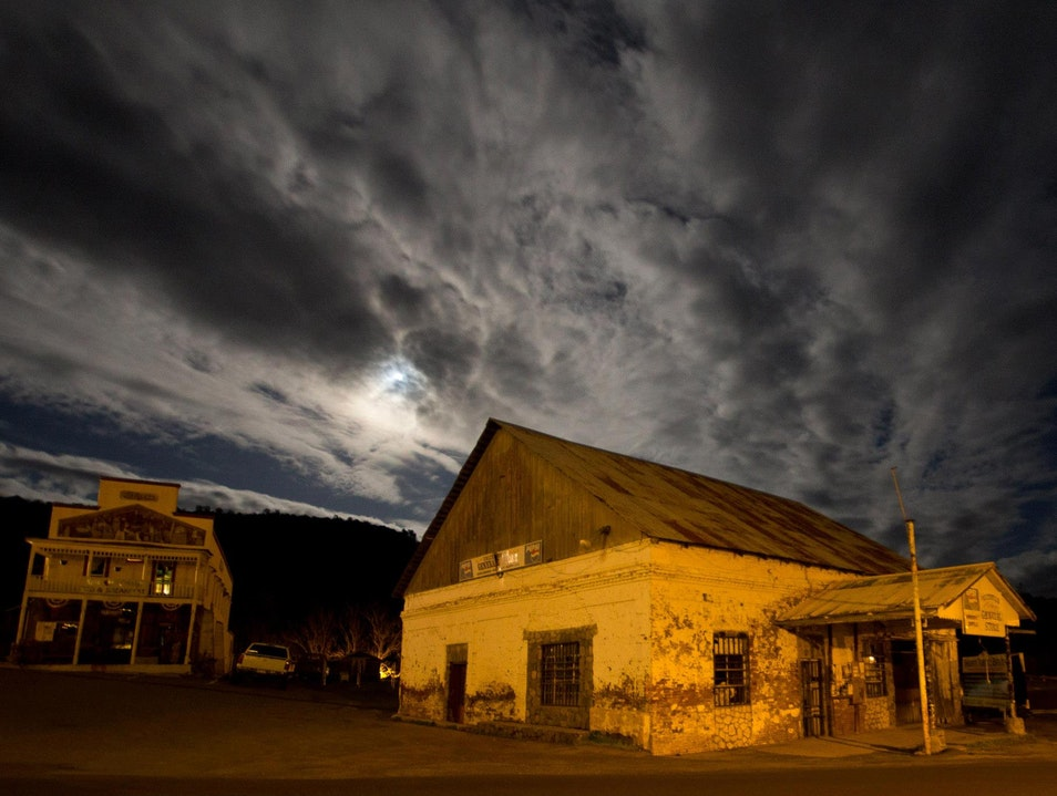 Spooky Coulterville California United States