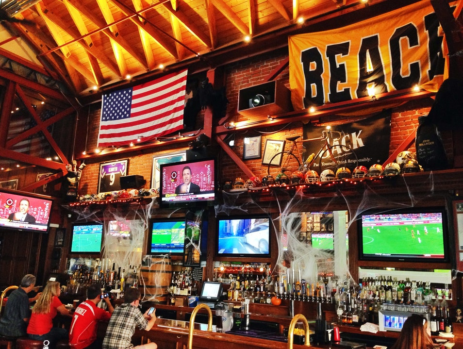 The Granddaddy of All Sports Bars Long Beach California United States