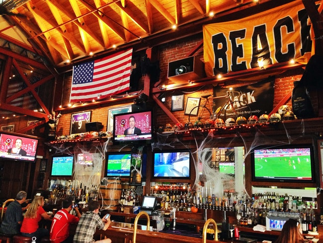 The Granddaddy of All Sports Bars