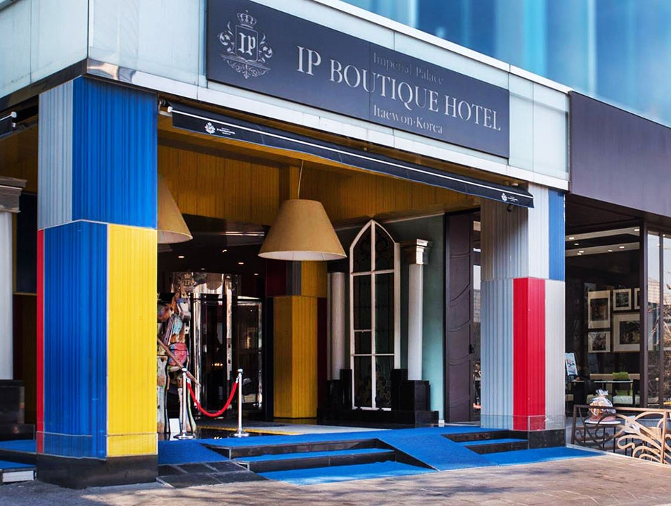 Imperial Palace Boutique Hotel Seoul  South Korea